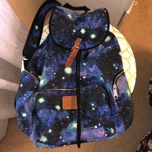 Victoria Secret Galaxy Backpack